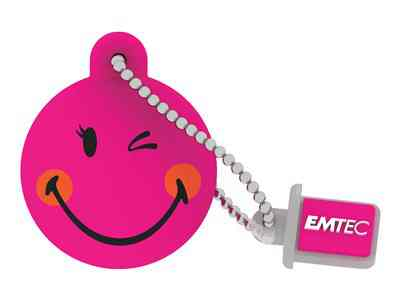 Emtec Smiley World Sw107 Wink Girl