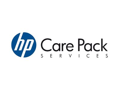 Electronic Hp Care Pack Next Business Day Hardware Support Post Warranty Ux879pe