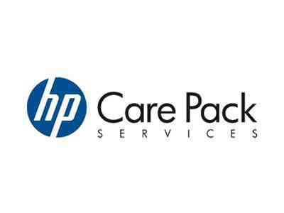 Electronic Hp Care Pack Next Business Day Hardware Support U8c51e