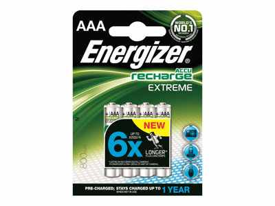 Energizer Accu Recharge Extreme 635751