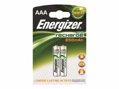 Energizer Recharge Power Plus Bateria