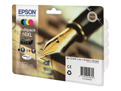 Ver Epson 16XL Multipack