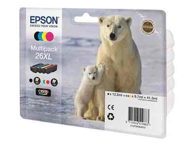 Ver Epson 26XL Multipack