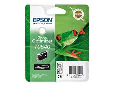 Ver Epson T0540 Gloss Optimizer