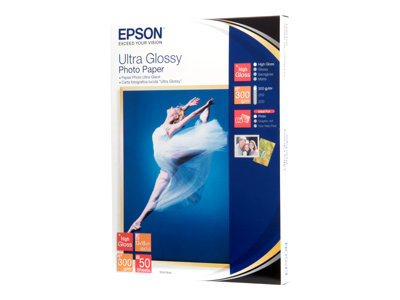 Epson Ultra Glossy Photo Paper C13s041944