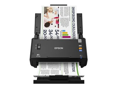 Ver Epson WorkForce DS 560