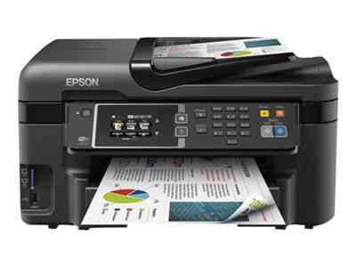 Ver Epson WorkForce WF 3620DWF