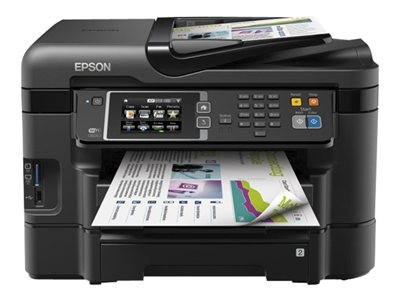 Epson Workforce Wf 3640dtwf