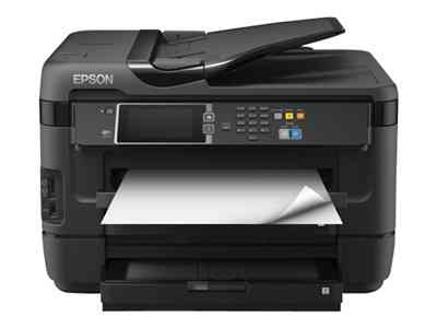 Ver Epson WorkForce WF 7620DTWF