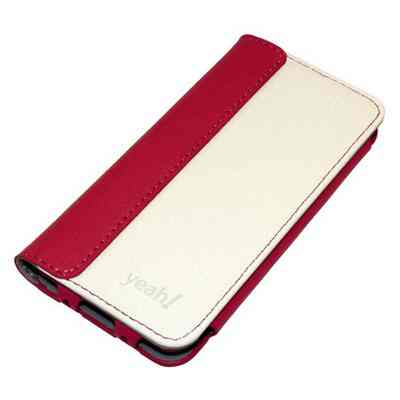 Funda Tac Iphone 5 Journal Card Slot Bla