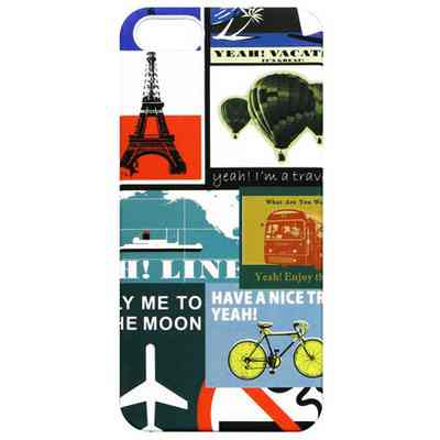 Funda Tac Iphone 5 Traveler World Tour 2