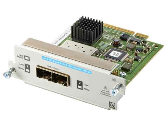Hp 2920 2 Port 10gbe Sfp J9731a
