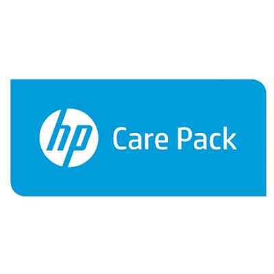 Hp 5 Year 6 Hour 24x7 Call To Repair Proliant Dl58x Hardware Support U9743e