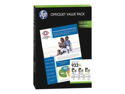 Ver HP 933XL Value Pack