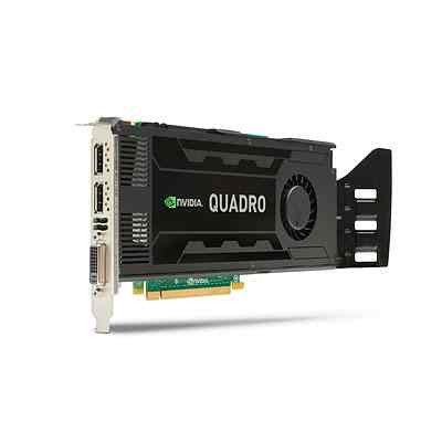 Hp Nvidia Quadro K4000 3gb C2j94at