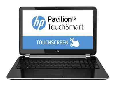 Hp Pavilion Touchsmart 15 N060ss