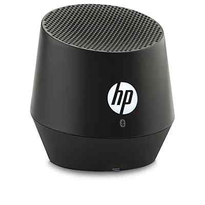 Hp S6000 Black Portable Mini Bluetooth Speaker E5m82aa