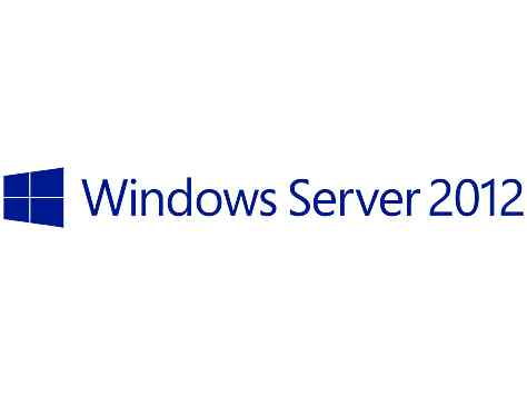 Ver HP Windows Server 2012 R2 Standard ROK E