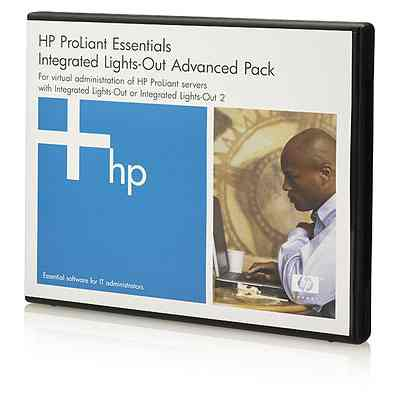 Ver HP iLO Advanced incl 3yr Tech Support and Updates E LTU E6U64ABE