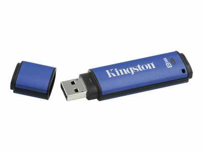 Kingston Datatraveler Vault Dtvp 8gb