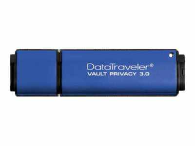 Ver Kingston DataTraveler Vault Privacy 3 0 DTVP30 4GB