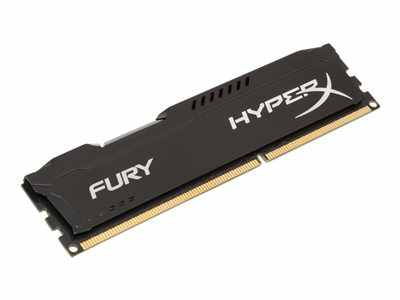 Ver Kingston HyperX FURY Black Series HX316C10FB 8