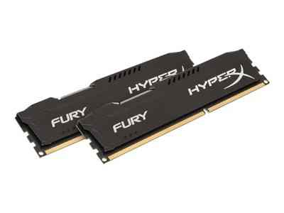 Kingston Hyperx Fury Black Series