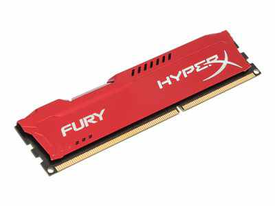 Ver Kingston HyperX FURY Red Series HX316C10FR 8