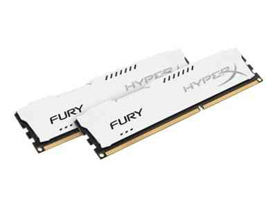Ver Kingston HyperX FURY White Series