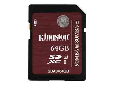 Ver Kingston SDA3 64GB