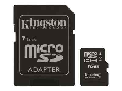 Kingston Sdc4 16gber