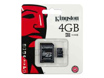Kingston Sdc4 4gber