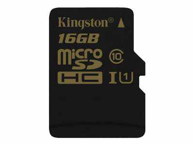Ver Kingston SDCA10 16GB