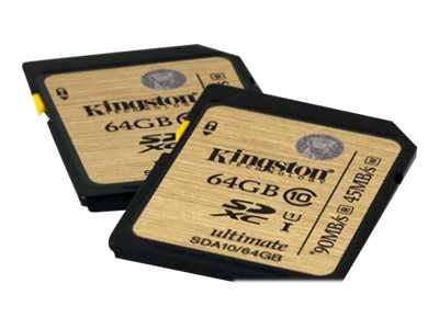 Kingston Ultimate Sda10 64gb