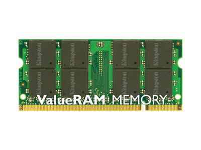 Kingston Valueram Memoria Kvr667d2s5 1gbk