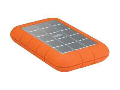 Ver LaCie Rugged Triple disco duro