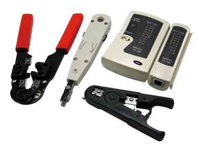 Ver LogiLink Networking Tool Set with Bag