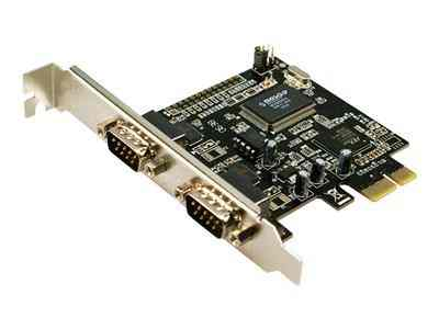 Logilink Pci Express Interface Card Serial 2x