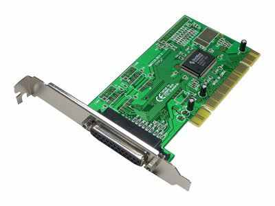 Logilink Pci To Parallel 1 Port Host Controller Card