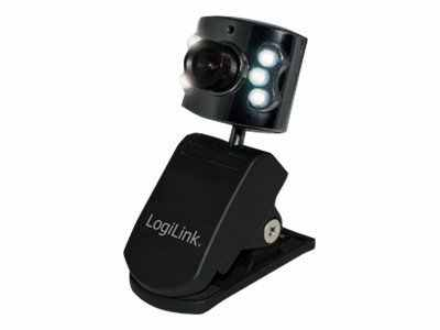 Logilink Webcam Usb With Led