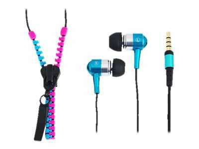 Logilink Zipper Stereo In Ear Headset Hs0024