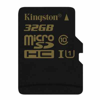 Kingston Micro Sd 64gb Cl10 Uhs I 90l45e