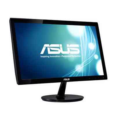 Ver MONITOR ASUS LED 19 5 VS207T P DVI D