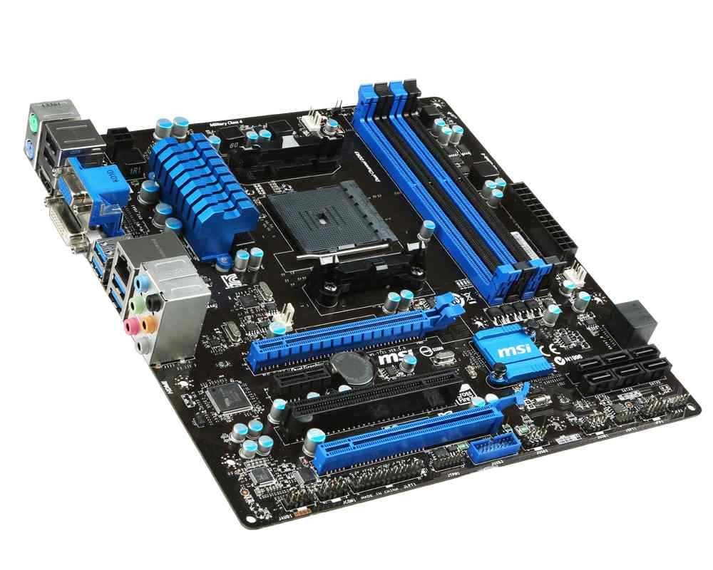 Msi A88xm E45 Placa Base A88xm E45