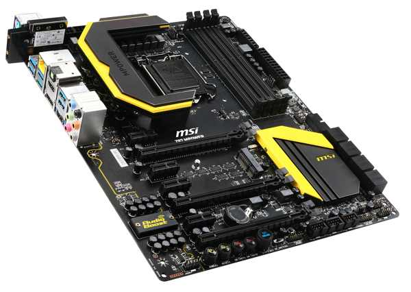 Msi Z87 Mpower Placa Base Z87 Mpower