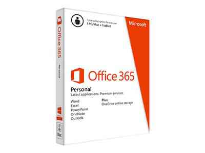Ver Microsoft Office 365 Personal