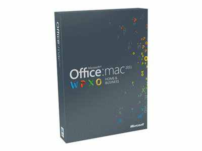 Microsoft Office For Mac Home And Business 2011 W6f 00196