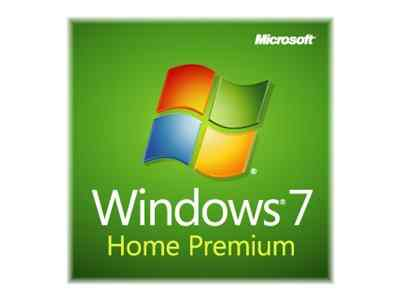 Microsoft Windows 7 Home Premium Wsp1