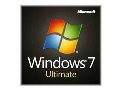 Microsoft Windows 7 Ultimate Wsp1