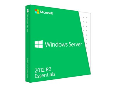 Ver Microsoft Windows Server 2012 R2 Essentials